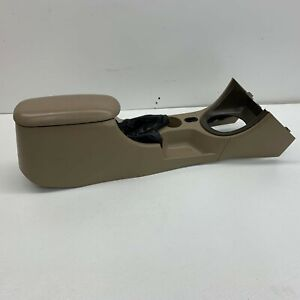 1999 2004 Oem Ford Mustang Center Console With Armrest And Storage s5604