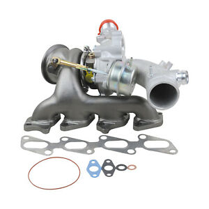 Turbo Charger Gt1446v Chevrolet Cruze Sonic Trax 1 4 Turbo Ecotec A14net 140hp