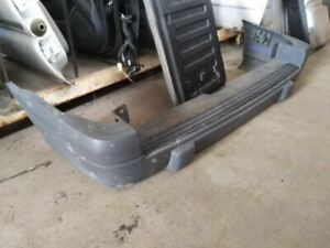 Rear Bumper Assembly Gray Textured Fits 96 98 Grand Cherokee 626219