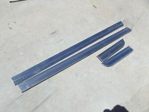 1949 1950 Oldsmobile Rocker Trim Olds