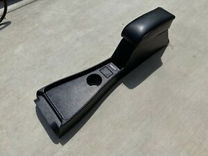 Datsun 510 Center Console black Brand New
