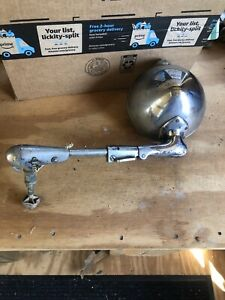 1950 s Ford Mopar Unity S 5 Chrome Spotlight With 102 L Bracket