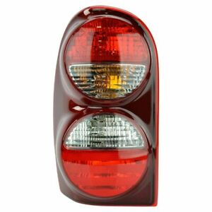New 2005 2007 Fits Jeep Liberty Tail Light Assembly Left Side Ch2800158
