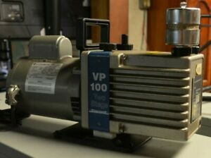 Savant Vp 100 Two Stage Vacuum Pump