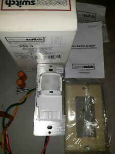 Acuity Controls Wall Switch Wsd Iv Passive Infrared Ivory Motion Detector Switch