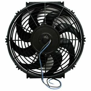 Proform 67013 Electric Radiator Fan Universal 12 Inch 1200cfm New