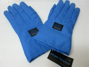 Tempshield Cryo gloves Waterproof Mid Arm Length Size Large New