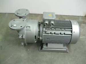 2 1 2 Speck Pumpen V330 35 0012 Liquid Ring Vacuum Pump New R22 2671