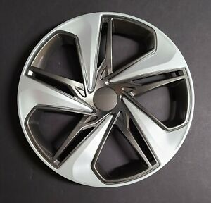One New Wheel Cover Hubcap Fits 2019 2020 Honda Civic 16 Silver