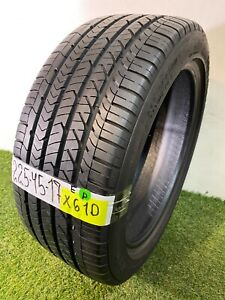 225 45 17 94w Used Tire Goodyear Eagle Sport 87 8 7 32nds X610