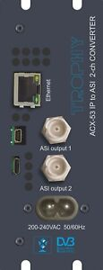 Ip To Asi 2 channel Converter Acx 53