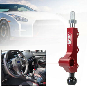 Dual Adjustable Short Throw Shifter For 08 14 Subaru Wrx Legacy Outback Forester