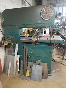 Doall 3612 vertical Contour Matic Band Saw