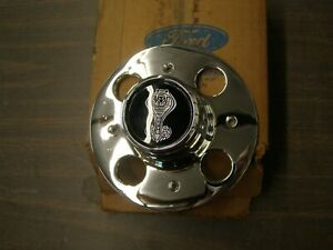 Nos Oem Ford 1978 Mustang Ii King Cobra Wheel Center Hub Cap Emblem Ornament