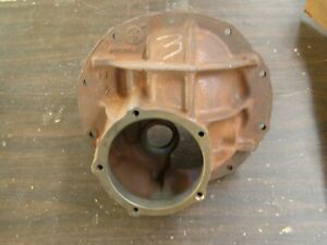Nos Oem Ford C7aw e 9 Rear End Differential Case Mustang Galaxie Torino Truck
