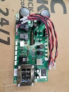 Haas Pcb Servo Distribution Board Power Supply 93 0372a New Old Stock