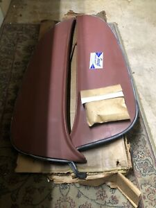 1965 Mercury Comet Fender Skirts In Box Nos Pair Foxcraft