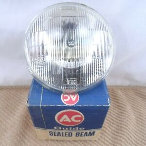 Fog Light Clear 12 Volt 5 1 2 Ac Delco Driving Lamp Guide Usa Nos L4412 451706