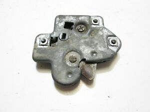 1967 1973 Mustang Trunk Latch