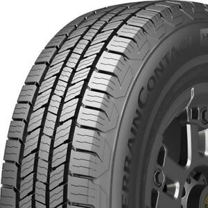 Continental Terrain Contact H t 245 65r17 107t Tire 15571700000 qty 1