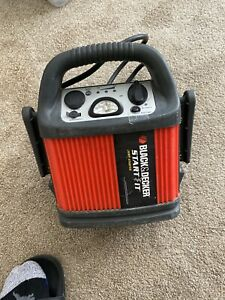 Black Decker Start It Jump Starter