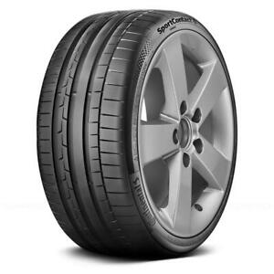 Continental Contisportcontact 6 245 35r19 Xl 93y Tire 03579800000 Qty 1