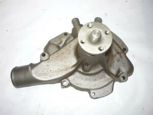1971 1972 Oldsmobile Cutlass 442 Ram Air Water Pump 408329