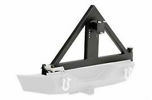 Smittybilt 76856 02 Xrc Spare Tire Carrier For 07 14 Jeep Wrangler Jk 2 4 Door