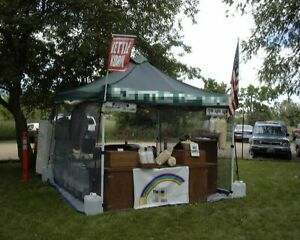 Turnkey 2001 Kettle Corn Business Popcorn Concession Stand W trailer For Sale In
