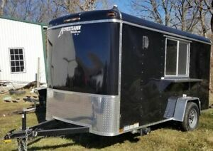 Never Used 2018 12 Homesteader Food Concession Trailer For Sale In Alabama