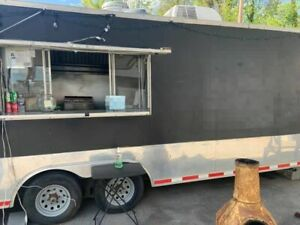 2010 7 X 24 Haulmark Mobile Kitchen Food Concession Trailer For Sale In Nort