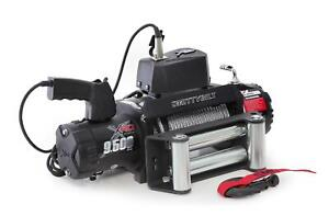 Smittybilt 97495 Xrc 9 5k Waterproof Winch Gen2