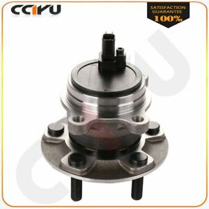 Left Or Righ Rear Wheel Hub Bearing Assembly For Ford Focus 2012 03 2016 W Abs