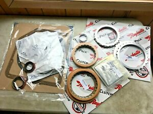 Gm Th350 Turbo 350 Transmission Rebuild Kit W clutches Steels Free Shipping