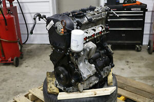 2011 2012 2013 Vw Eos 2 0 Engine Long Block Assembly