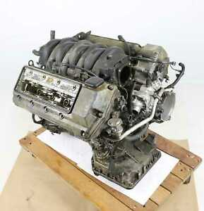 Bmw M62tu 4 4l Engine V8 Long Block Motor E38 740il E39 540i 1999 2003 Oem