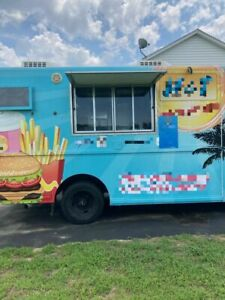 Nice Freightliner Diesel Used Mobile Kitchen Food Truck For Sale In Maryland