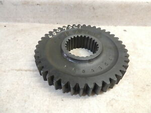 Farmall International 1566 2nd Gear Driving Bottom 41 Teeth 25 Splines 68045c1