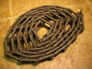 62 Cast Detachable Chain 8 Length Antique Farm Equipment