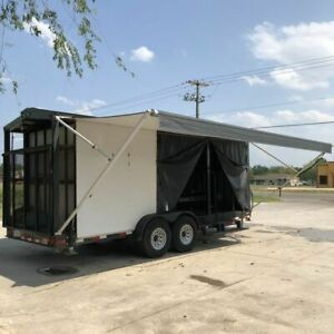 Amazing Rotisserie Chicken Concession Trailer Used Mobile Rotisserie For Sale