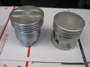 One Chevy Piston 230 235 283 350 Read Sizes See All Pictures Ask