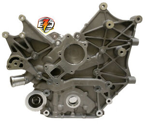 New Jeep Wrangler 3 8l V6 Timing Cover 2007 2011 With Oil Pump