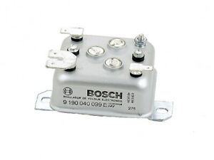 Voltage Regulator 12v 420w 30 Amp Bosch For Porsche Brand New