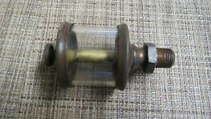 Nathan Mfg Co New York No 164 Oiler Hit And Miss Engine