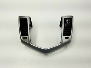 Dashboard Vents Chevrolet Cruze Trim Silver 2011 2012 2013 2014 2015