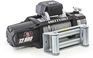 Smittybilt X2o 12k Gen2 12000lb Wireless Winch 97512