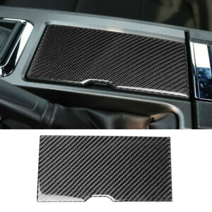 Center Console Water Cup Holder Cover Fits For Ford Mustang 2009 2013 Car