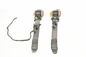 01 05 Mazda Miata Mx 5 Seatbelts Seat Belt Retractors Aa6577