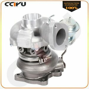 Turbo Turbocharger Compressor For Subaru Impreza Legacy Outback Forester 2 5l