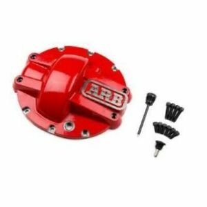 Arb 0750011 M210 Front Differential Cover red For Jeep Wrangler J